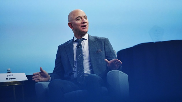 Jeff Bezos to step down as Amazon CEO, become chair of the board