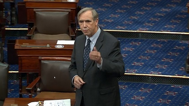 Trump censure within 'realm of possibility' if impeachment fails: Sen. Jeff Merkley