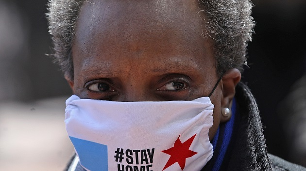 Chicago mayor defies governor, refuses to open COVID-19 vaccine to all due to uptick in cases