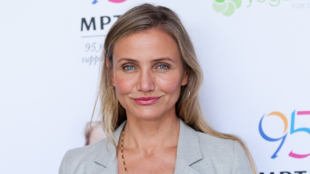 "Why Cameron Diaz ""couldn't imagine"" a return to acting"