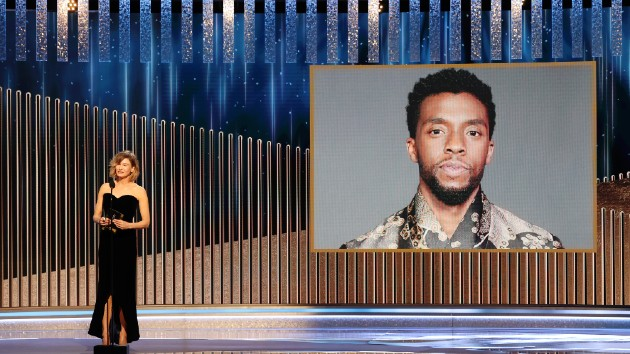 Golden Globes 2021: Chadwick Boseman wins Best Performance by an Actor in a Motion Picture, Drama