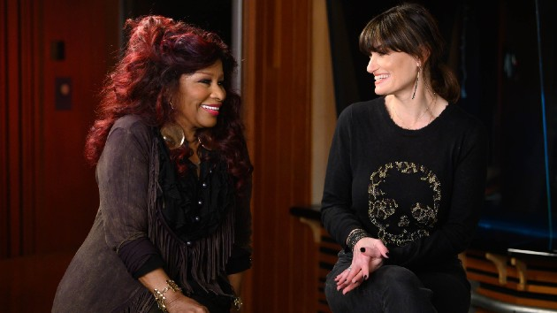 "Happy International Women's Day: Chaka Khan & Idina Menzel team for ""I'm Every Woman"" remake"