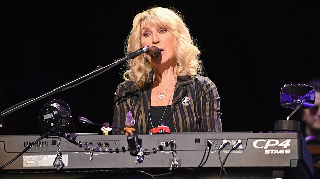 Christine McVie clarifies recent comments regarding whether Fleetwood Mac will tour again