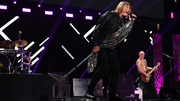 "Def Leppard launches new themed playlist series with ""Electric Warriors"" playlist"