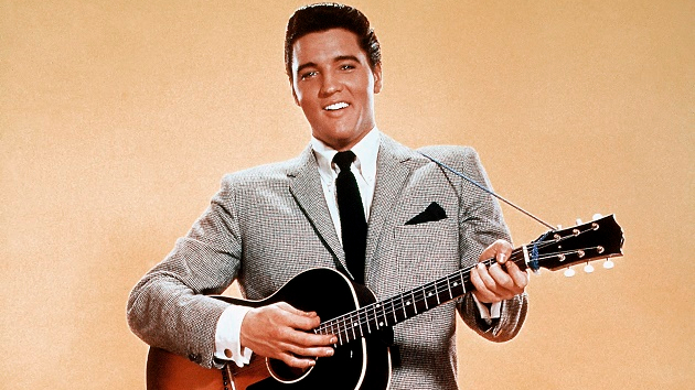 "Watch new video for Elvis Presley's classic 1961 romantic ballad ""Can't Help Falling In Love"""