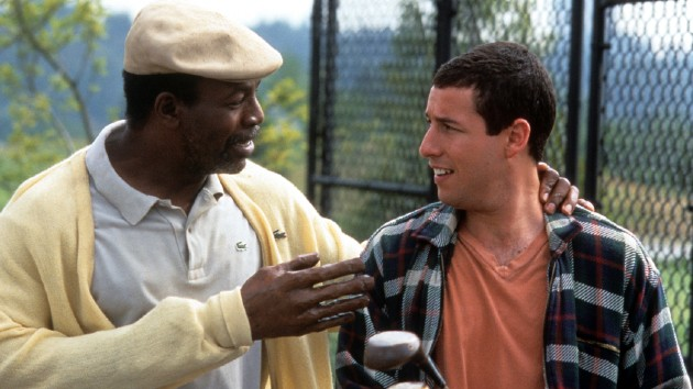 """Chubs would be proud: Adam Sandler marks 'Happy Gilmore""""s 25th anniversary with epic drive"""