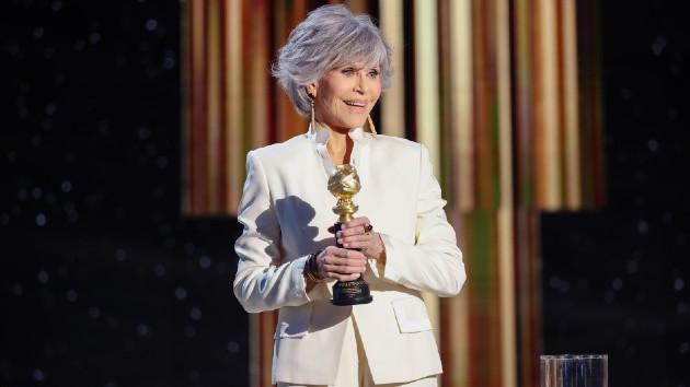 Golden Globes 2021: Jane Fonda pushes for inclusivity, diversity in Cecil B. DeMille Award acceptance speech