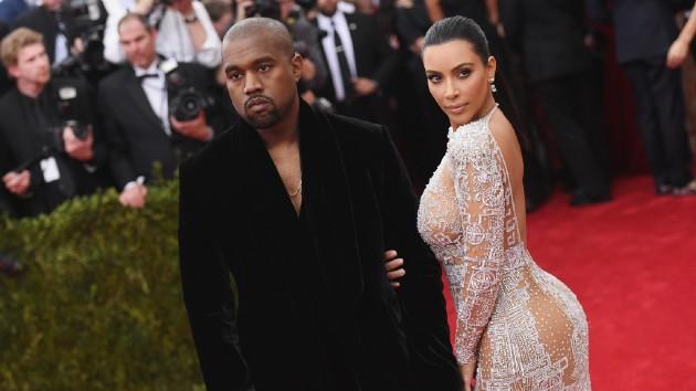 Kim Kardashian and Kanye West are divorcing