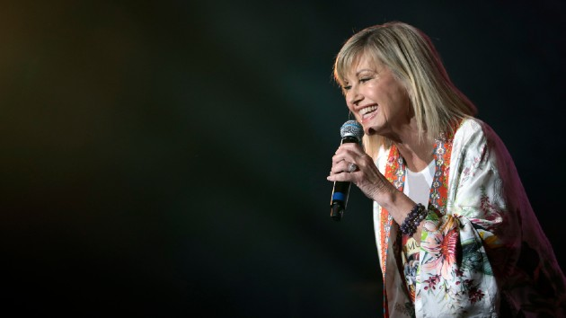 "Olivia Newton-John says she's ""feeling great"" amid stage 4 cancer battle"