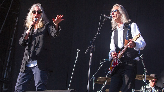 Patti Smith and Lenny Kaye celebrating 50-year creative partnership with livestream show tonight