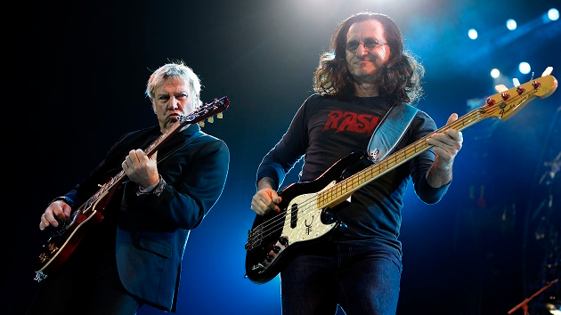 Rush's Alex Lifeson says he's sure he and Geddy Lee will collaborate on music again