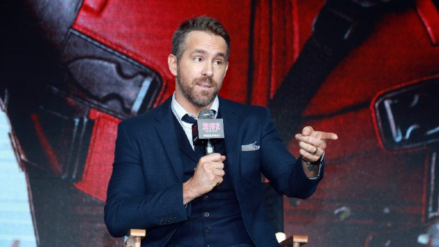 "Ryan Reynolds marks 'Deadpool""s 5th anniversary by sharing never-before-seen fan letter"
