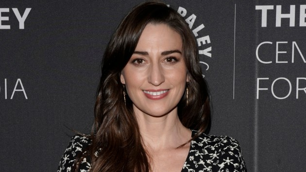 Sara Bareilles says Broadway prepared her for being a TV star in 'Girls5Eva'