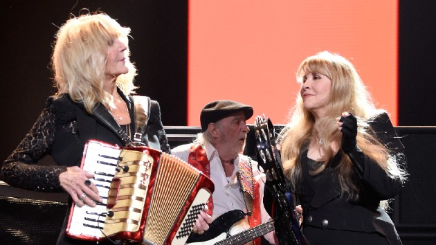 Christine McVie doesn't think Stevie Nicks would do another Fleetwood Mac tour