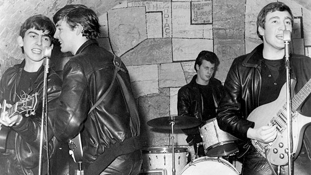 It was 60 years ago today that The Beatles played Liverpool's famed Cavern Club for the first time