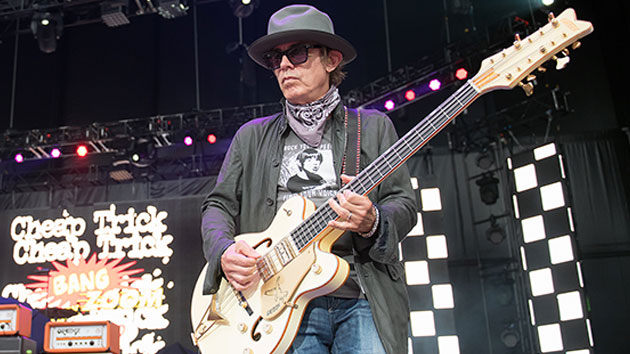 """Watch Cheap Trick's Tom Petersson collaborate remotely on cover of Big Star's """"The Ballad of El Goodo"""""""