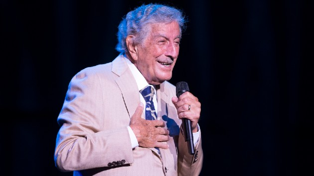 Tony Bennett reveals he has Alzheimer's; forthcoming album with Lady Gaga may be his last