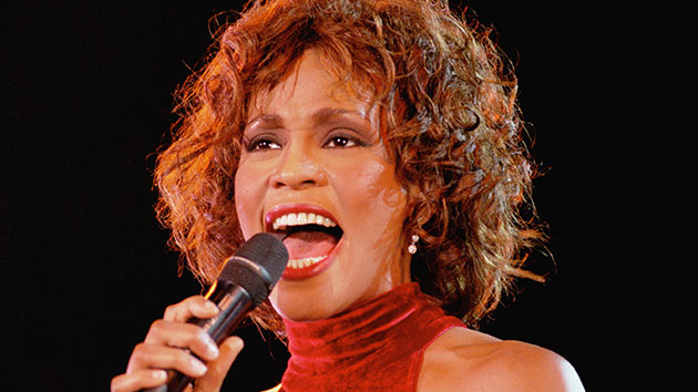 Give good love…with Whitney Houston Valentine's Day cards