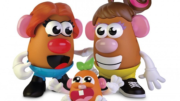 Iconic Potato Head toy officially goes gender-neutral for inclusive rebranding