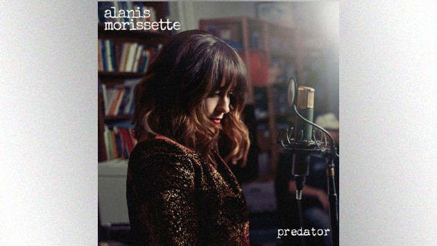 "Alanis Morissette releases demo version of ""Predator"" from 'Jagged Little Pill The Musical'"