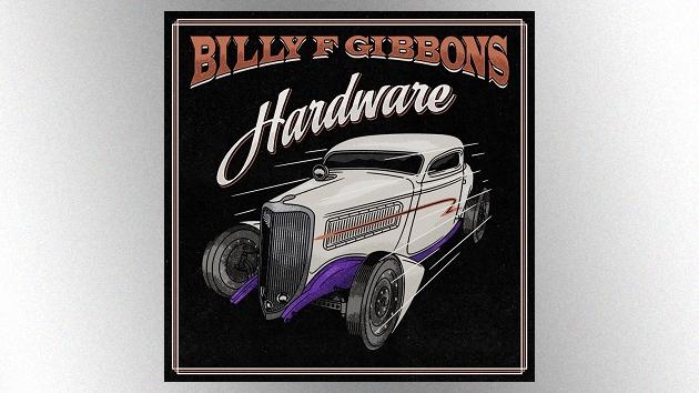 "ZZ Top's Billy Gibbons releasing new solo album, 'Hardware,' in June; debuts first single, ""West Coast Junkie"""