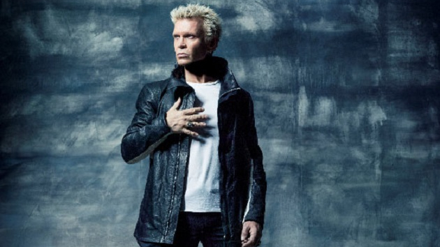 Billy Idol lines up four-date Las Vegas residency in October
