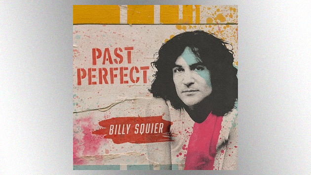 Billy Squier releases archival EP, 'Past Perfect,' featuring rare Freddie Mercury collaboration