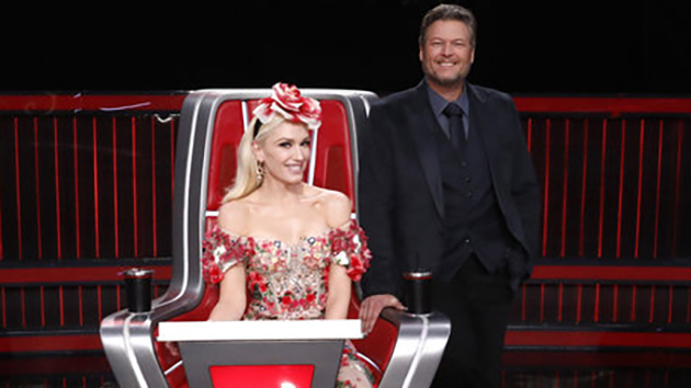 """""""Love must look good on me"""": Gwen Stefani credits Blake Shelton for her youthful glow"""