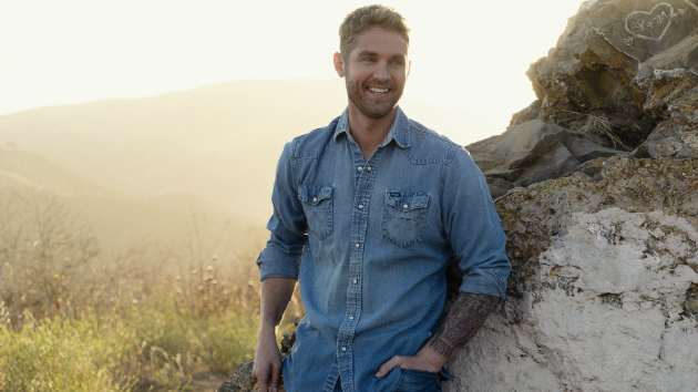"""Brett Young's little """"Lady"""" loves dad's voice and playing the piano"""