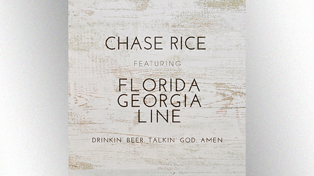 """Chase Rice and Florida Georgia Line gather 'round the fire for """"Drinkin' Beer. Talkin' God. Amen."""" video"""