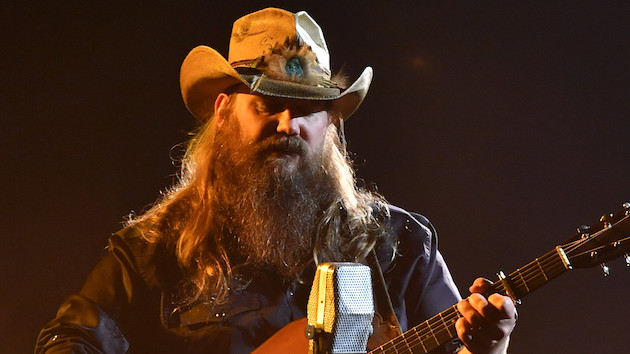 Chris Stapleton and Buffalo Trace Distillery are auctioning signed whiskey bottles to benefit disaster relief