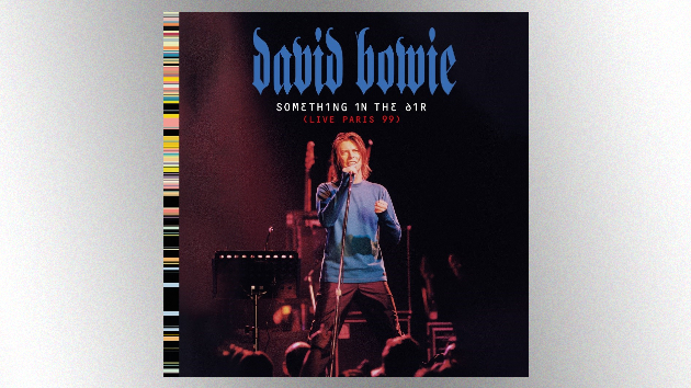 1999 David Bowie live album, part of his 'Brilliant Live Adventures' series, due out in March