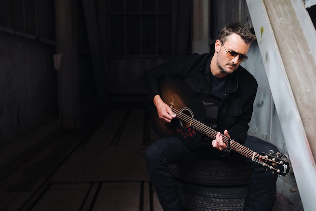 """Eric Church shares how co-writer Casey Beathard channeled personal tragedy to do his best work on """"Hell of a View"""""""