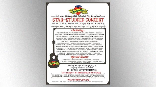 Food for Love virtual benefit concert to feature Jackson Browne, David Byrne, John Densmore & more