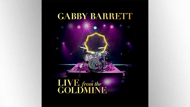 Gabby Barrett to release 'Live from the Goldmine' EP