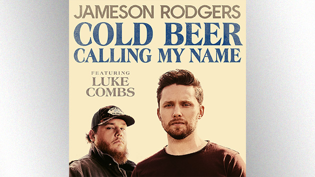 "Jameson Rodgers and Luke Combs are ready for the weekend in ""Cold Beer Calling My Name"" video"