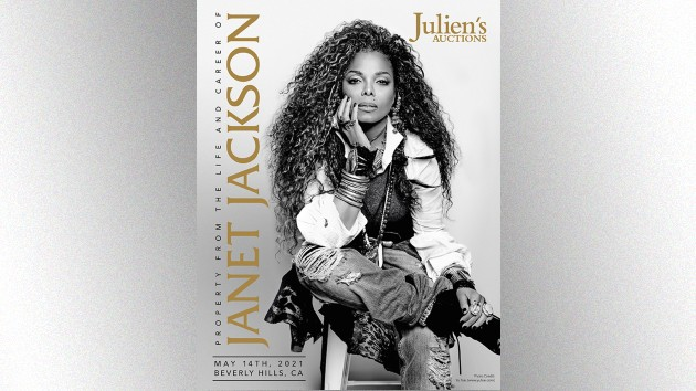 All for You: Janet Jackson selling iconic stage outfits & more at huge three-day auction