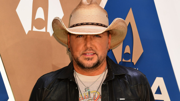 "Jason Aldean celebrates ""this lil nugget"" as his youngest daughter Navy turns 2 years old"