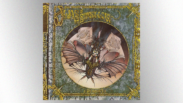 Ex-Yes singer Jon Anderson's debut 1976 solo album, 'Olias of Sunhillow,' gets reissued today