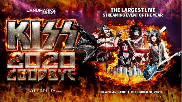 """KISS' Paul Stanley says band's livestreamed New Year's Eve show was """"very odd"""" and """"awesome"""""""