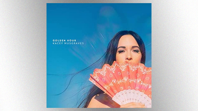 Kacey Musgraves celebrates 'Golden Hour' going RIAA Platinum on the album's third birthday