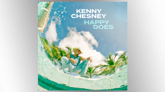 """""""Happy Does"""": Kenny Chesney loves the idea of you living your best life"""