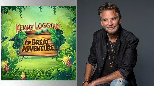 """Kenny Loggins on his """"uplifting"""" new song """"The Great Adventure"""": """"It really matters to the children"""""""