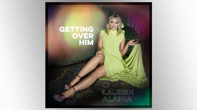 """Lauren Alaina is """"Getting Over Him"""" — and finally learning to flirt"""