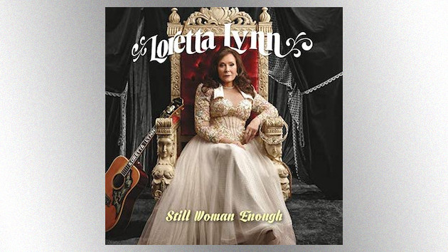'Still Woman Enough': Loretta Lynn lands in Billboard's Top 10 Country Albums for the 42nd time