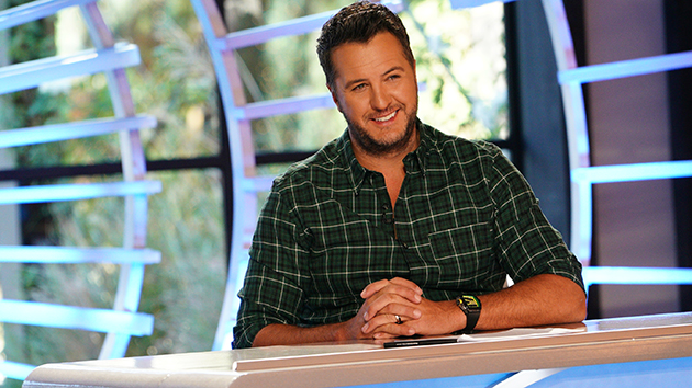 "Luke Bryan is ""Down to One"" at the top of the country charts"