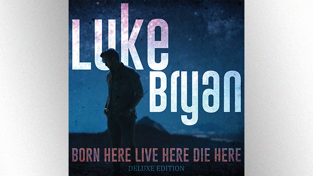 Luke Bryan sets TV appearances in honor of 'Born Here' deluxe edition