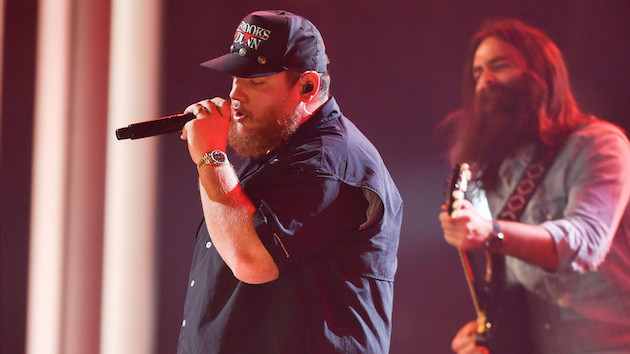 "Luke Combs teases the release of a live concert film: ""Man, I miss live music"""