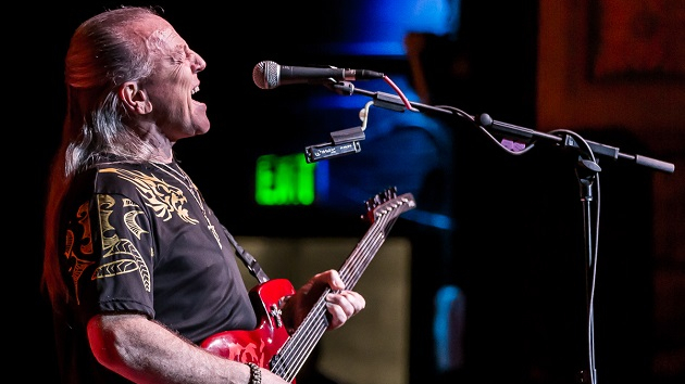 Mark Farner to chat and perform tonight on TalkShopLive streaming event promoting his upcoming DVD