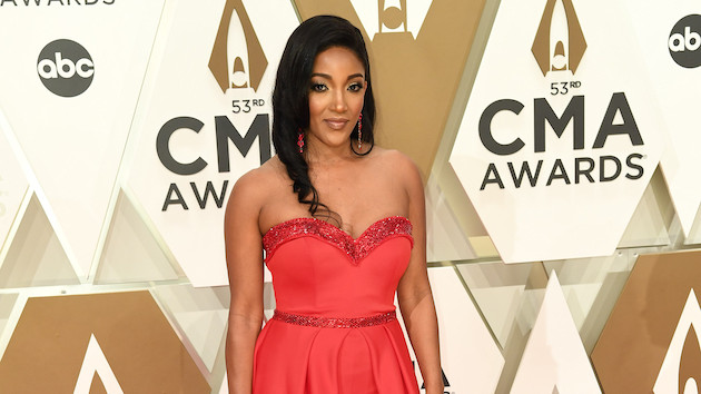 """Mickey Guyton joins Cardi B on the farm for the latest """"Cardi Tries"""" episode"""